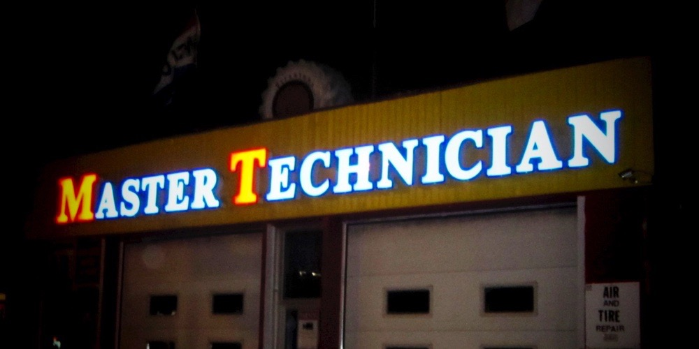 Bellmount Signs & Graphics. Project Master Technican