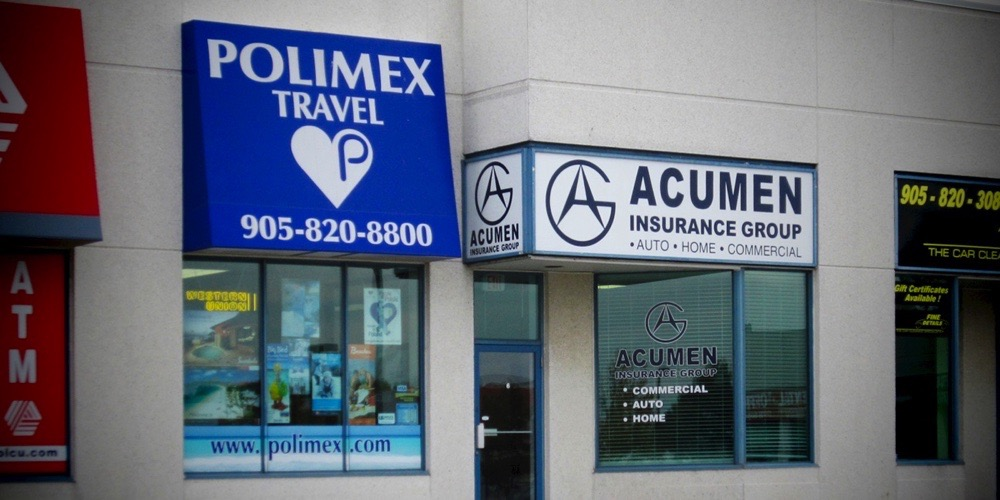 Bellmount Signs & Graphics. Project Polimex
