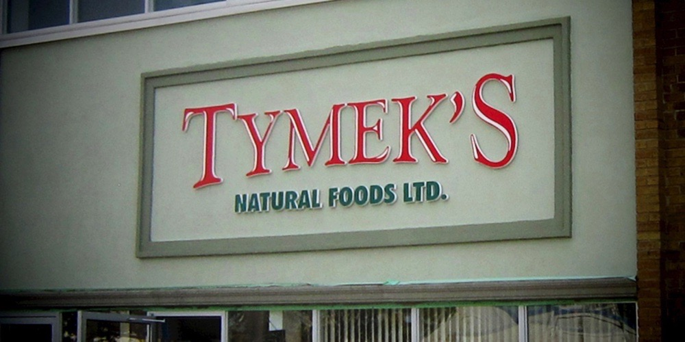 Bellmount Signs & Graphics. Project Tymeks