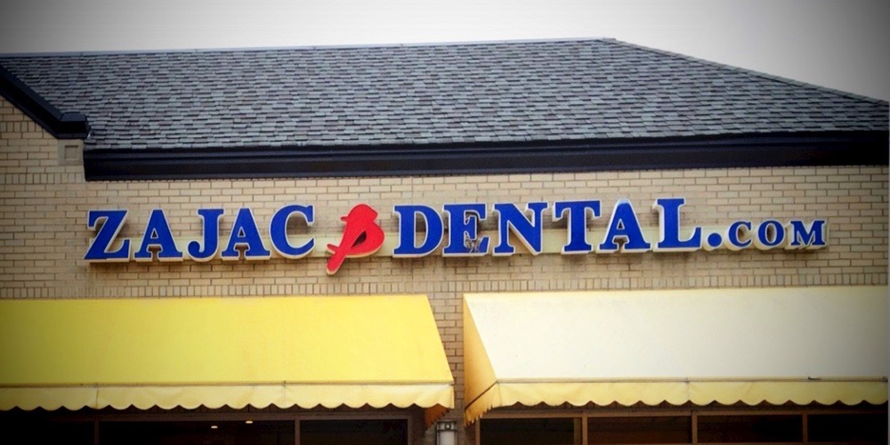 Bellmount Signs & Graphics. Project Zajac Dental
